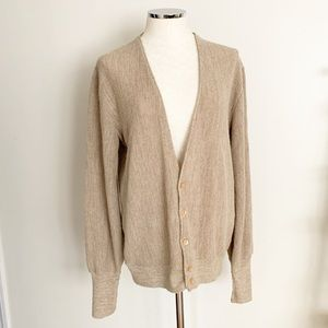 Christian Dior | Vintage Monsieur Knit Cardigan